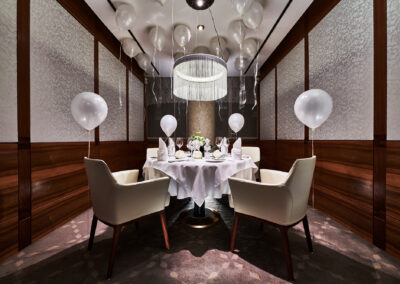 Airport Club Private Dining Impressionen 6