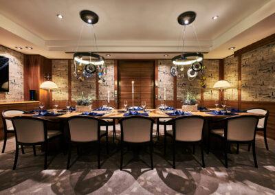 Airport Club Private Dining Impressionen 5